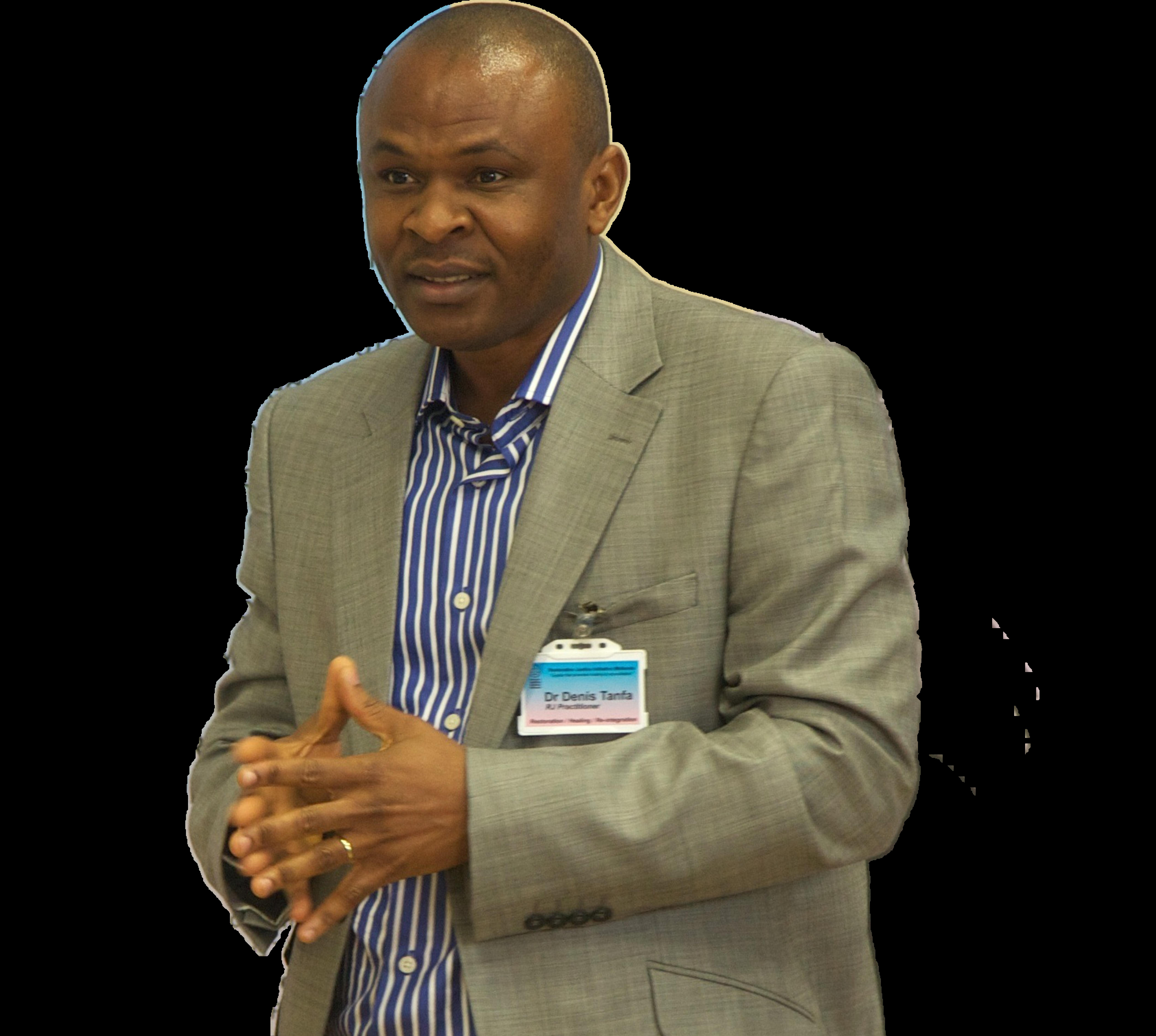 Denis tanfa Phd